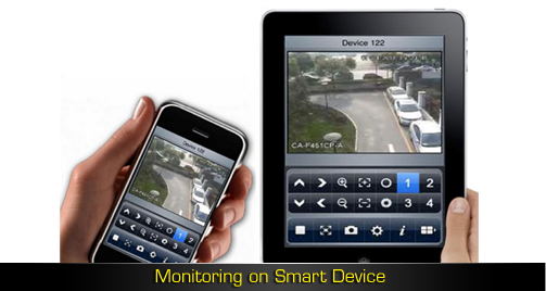Monitoring on Smart Device