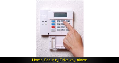 Home Security Driveway Alarm